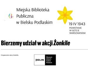 Bierzemy udział w akcji #Żonkile