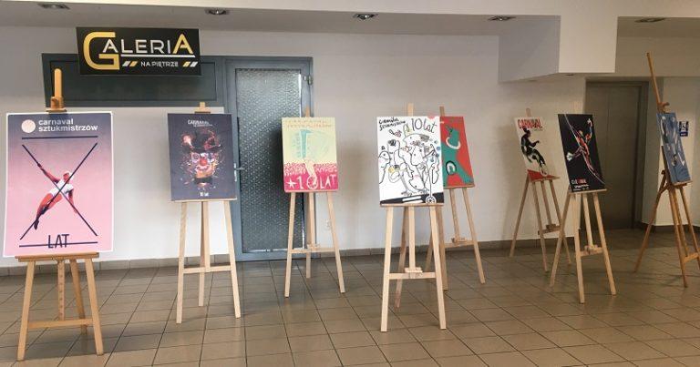 Wystawa plakatu cyrkowego