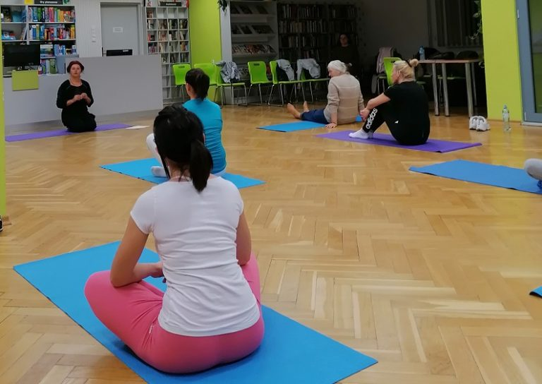 Gimnastyka relaksacyjna