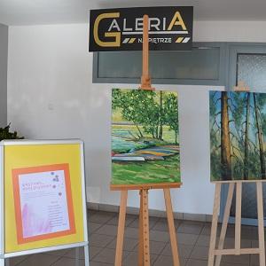 Wystawa w Galerii na Piętrze